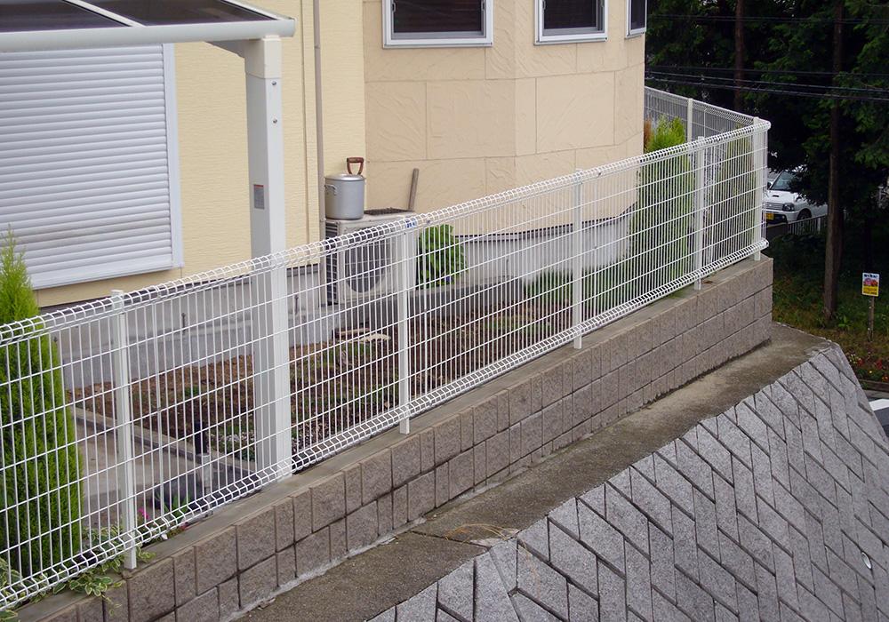 千葉県柏市の戸建てウッドデッキ施工前