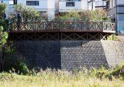 茨城県土浦市空中デッキ1