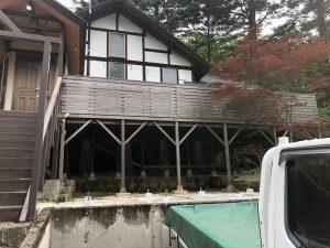 栃木県那須町の大型